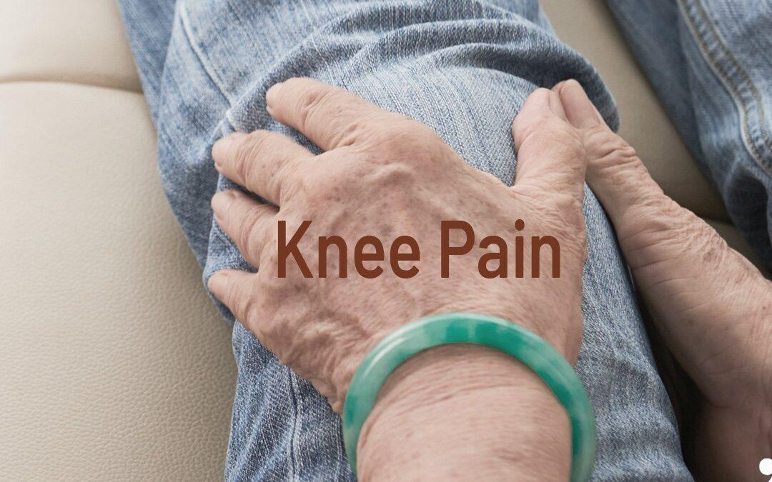 Trust Ayurveda to Combat Knee Joint Pain !!!