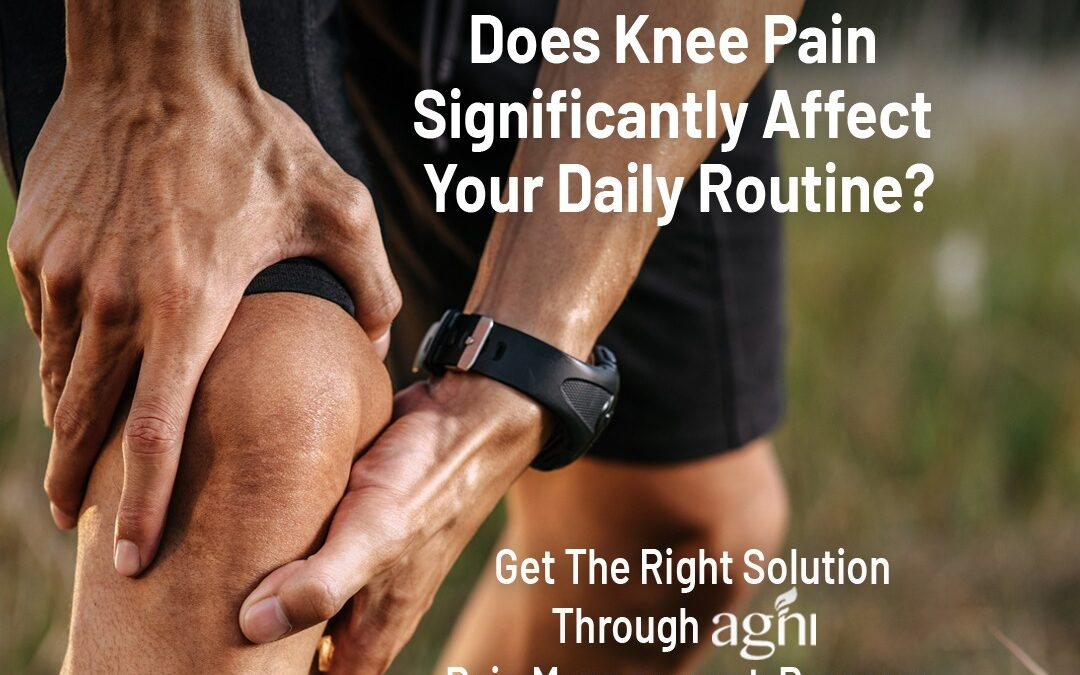 What Causes Knee Joint Pain and How to Get Relief!!