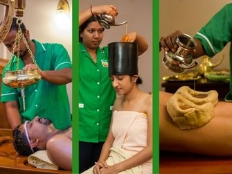 Ayurvedic Choornakizhi Therapy