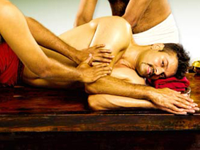 Abhyangam Treatment