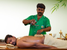 Kati Vasti Treatment