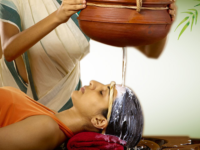 Thakradhara Treatment